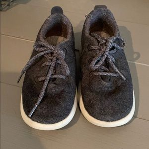 Allbirds gray sneakers